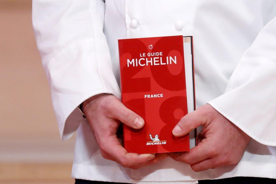 Guide Michelin 2021 Lyon